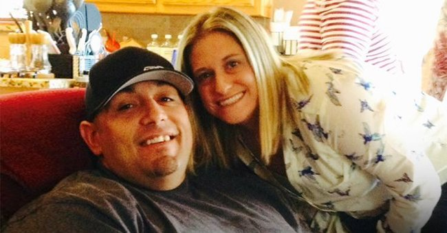 """Justin """"Big Chief"""" Shearer of """"Street Outlaws"""" and his ex wife, Allicia Shearer posing for an image   Photo: Facebook/allicia.shearer"""
