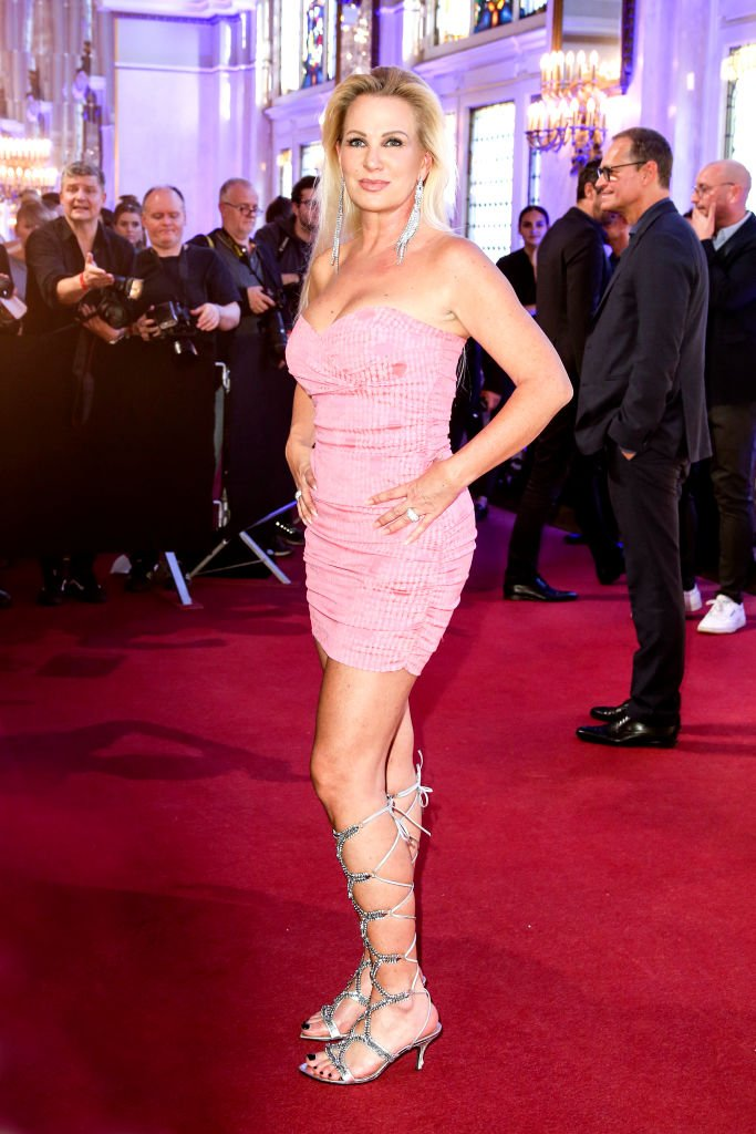 "Claudia Norberg, ""Mamma Mia! - Das Musical"" Premiere In Berlin 