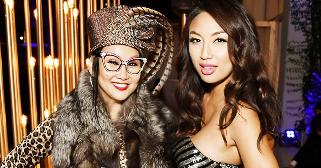 Jeannie Mai Says It's Hard Dating While Living with Her Mom Because She's Nosy