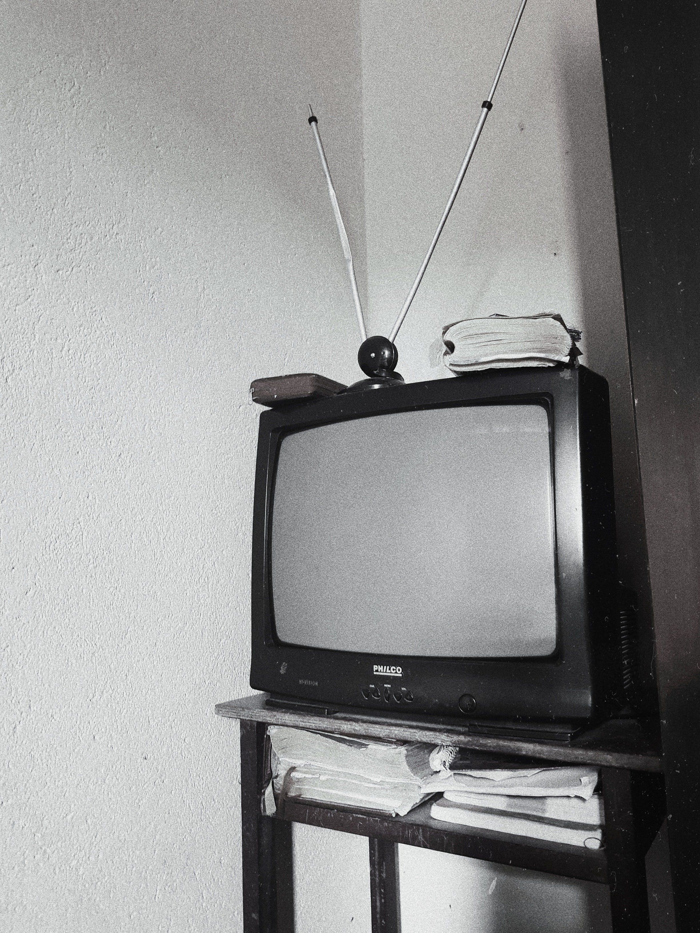 Olga decided to turn off the TV | Source: Pexels