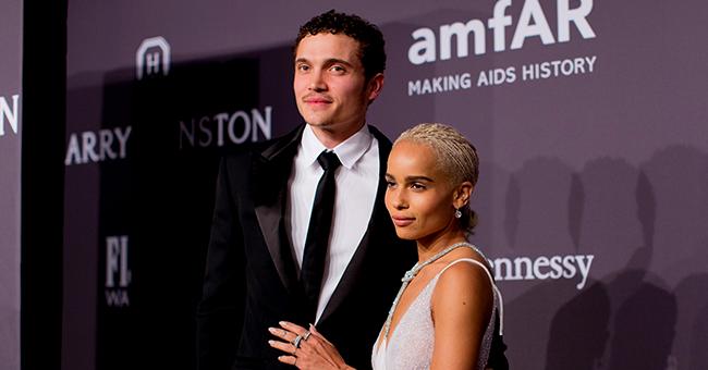 Lenny Kravitz & Lisa Bonet's Daughter Zoë Marries Actor Karl Glusman in France
