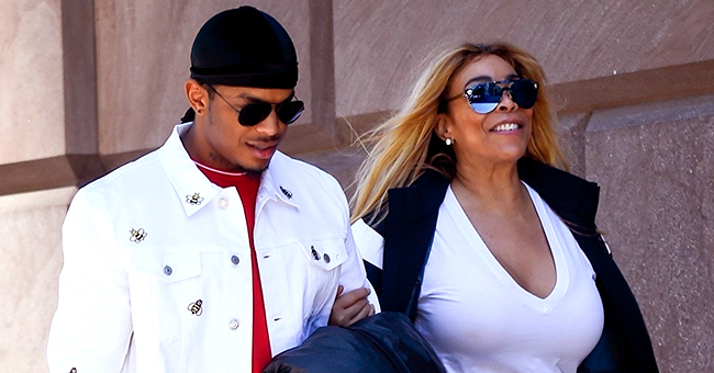 Wendy Williams' New Man Marc Tomblin, 27, Reportedly Insists He's Not a Gold Digger