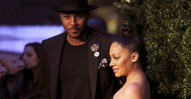 La La Anthony in 'Legal Discussions' about Marriage, Has Been 'Living Apart' from Carmelo