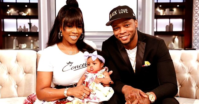 Papoose Reveals His and Remy Ma's Little Daughter Reminisce Mackenzie Calls Him 'Babe'