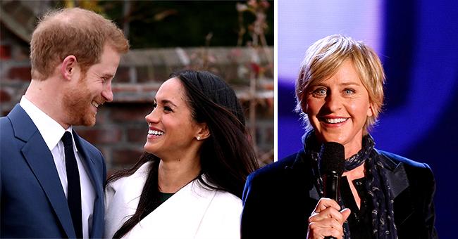 Le prince Harry et Meghan Markle défendus par Ellen DeGeneres après la critique du jet privé