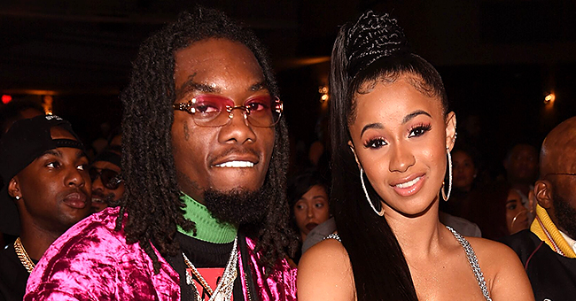 'Hustlers' Actress Cardi B and Migos Rapper Offset Celebrate Their 2nd Wedding Anniversary