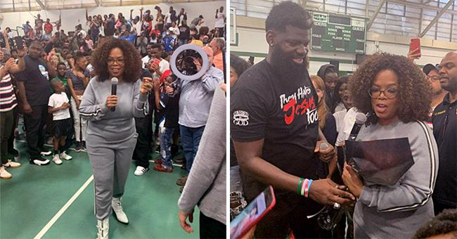 Oprah Gives $500K to NJ After-School Program Keeping Kids off the Street