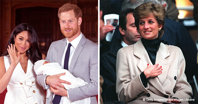 Prince Harry on Missing Mom Princess Diana after Son Archie's Birth