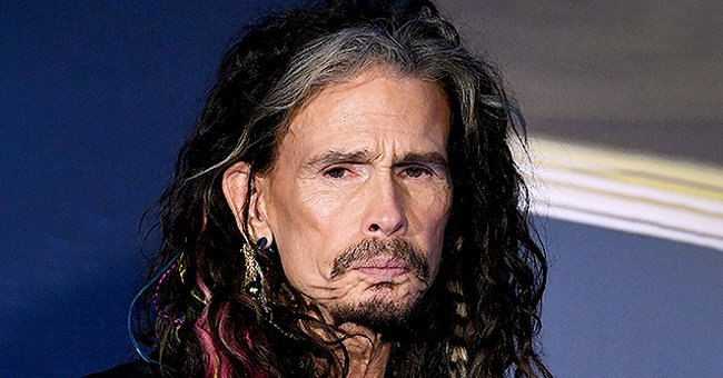 Steven Tyler of Rock Band Aerosmith Talks about past Drug Addiction & Credits His Band with Helping Him to Get Sober