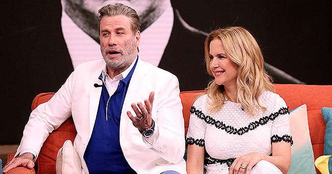 John Travolta Paid Tribute to His 'Wonderful Wife' Kelly Preston with a Pic on Their 28th Wedding Anniversary