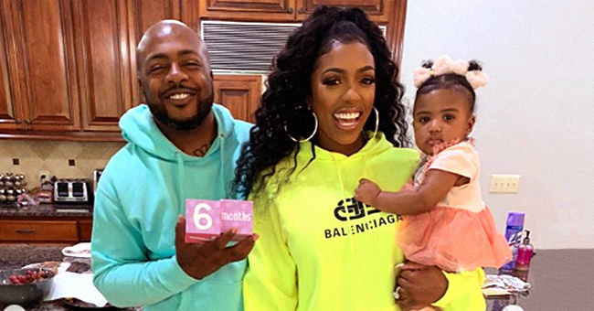 RHOA Star Porsha Williams and Dennis McKinley Are Proud Parents as Daughter PJ Turns 6 Months