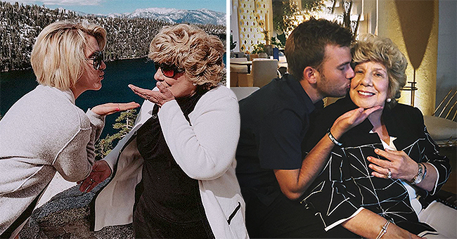 Todd Chrisley's Kids Send Birthday Wishes to Grandma Faye & Share Touching Photos of Them Posing