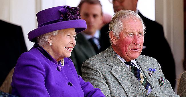 La reine Elizabeth rejoint le prince Charles et Camilla au Braemar Gathering