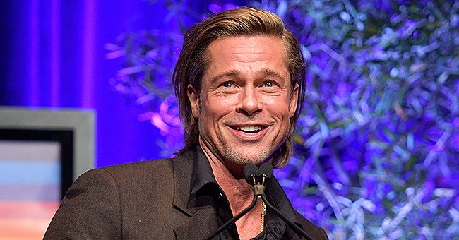 Brad Pitt Is Reportedly Oblivious to Frenzy Caused by His SAG Run-In With Ex-Wife Jennifer Aniston