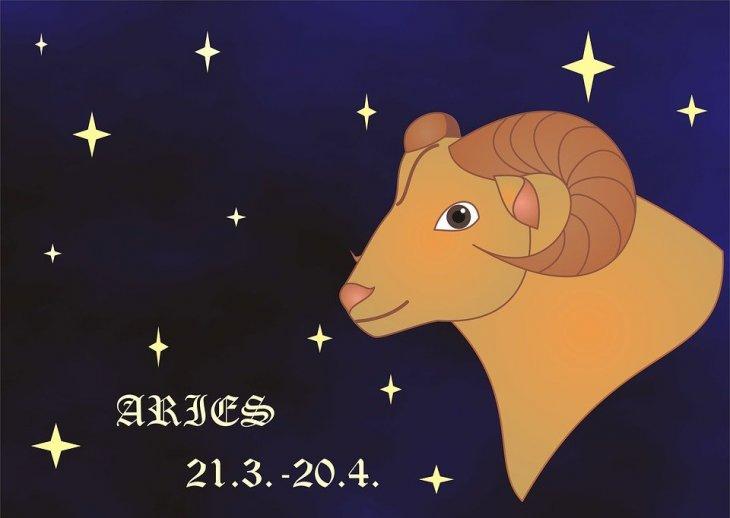 Signo de Aries. | Imagen tomada de: Max Pixel