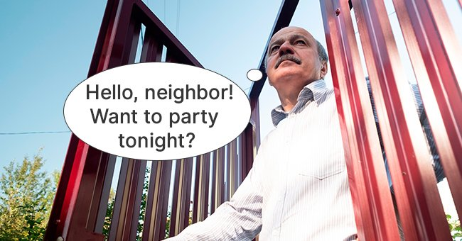 Daily Joke: Local Invites New Resident to a Party and Enumerates the Activities