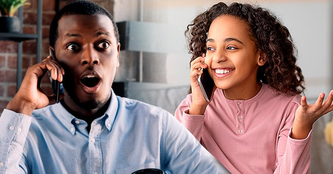Daily Joke: Boss Calls His Employee but His Child Picks up the Phone