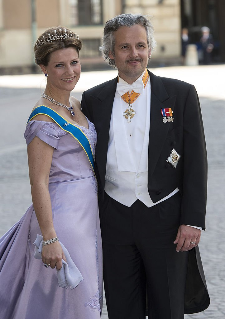La princesse Martha Louise et Ari Behn. | Photo : Getty Images