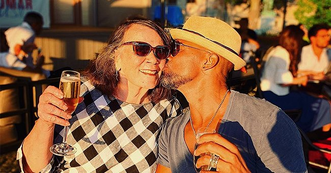 Shemar Moore of SWAT Says He Misses Late Mom Marylin Amid Quarantine