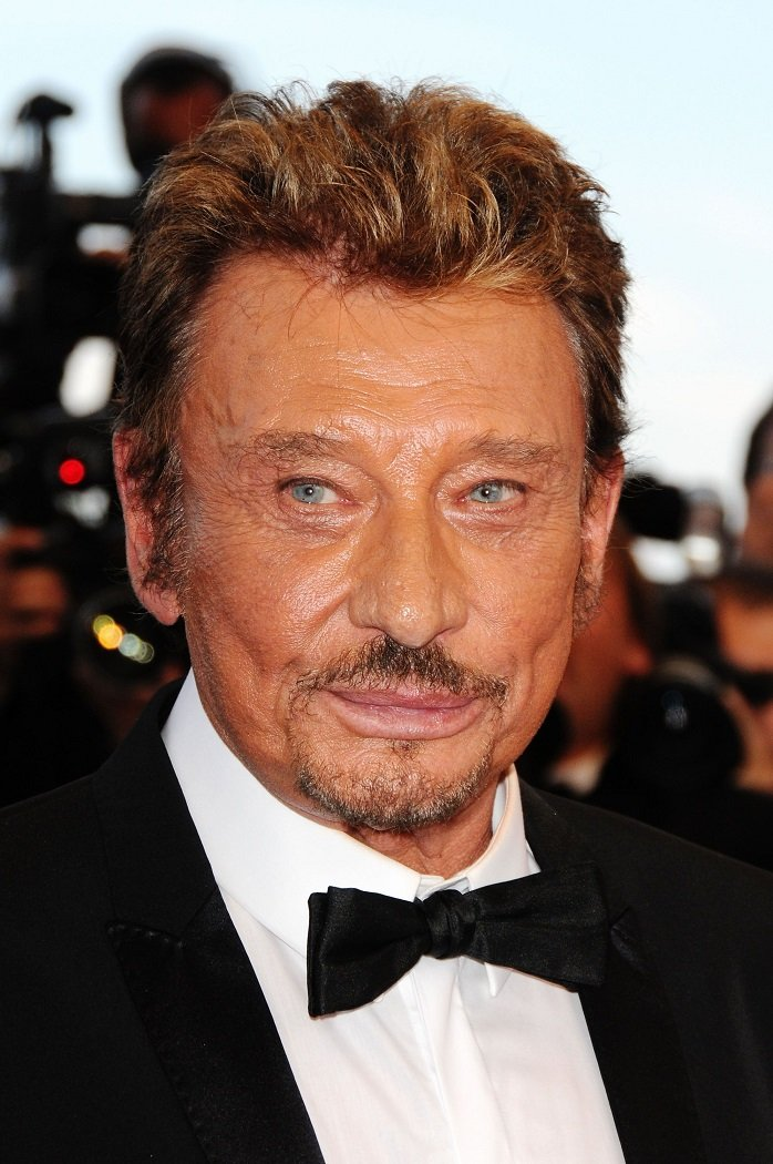 Le chanteur Johnny Hallyday | Photo : Getty Images