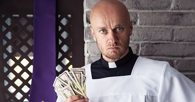 Daily Joke: Man Offers Pastor Large Donation If He Says His Evil Brother Was a Saint