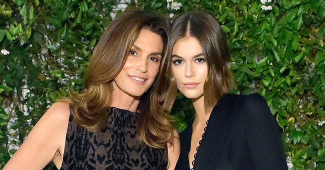 Kaia Gerber, 19, Wishes Her Mom Cindy Crawford a Happy 55th Birthday with a Cute Throwback Pic