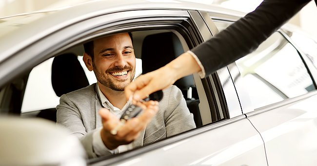 Daily Joke: A Young Man Buys a Brand-New Car for $500,000