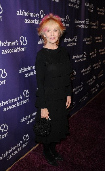 Shelley Fabares attends 'A Night at Sardi's' to mark the 20th anniversary of the Alzheimer's Association at The Beverly Hilton Hotel on March 21, 2012, in Beverly Hills, California. | Source: Getty Images