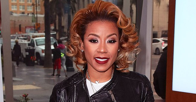 Keyshia Cole Shows off 8-Month-Old Son Tobias Purposefully Crawling across the Room