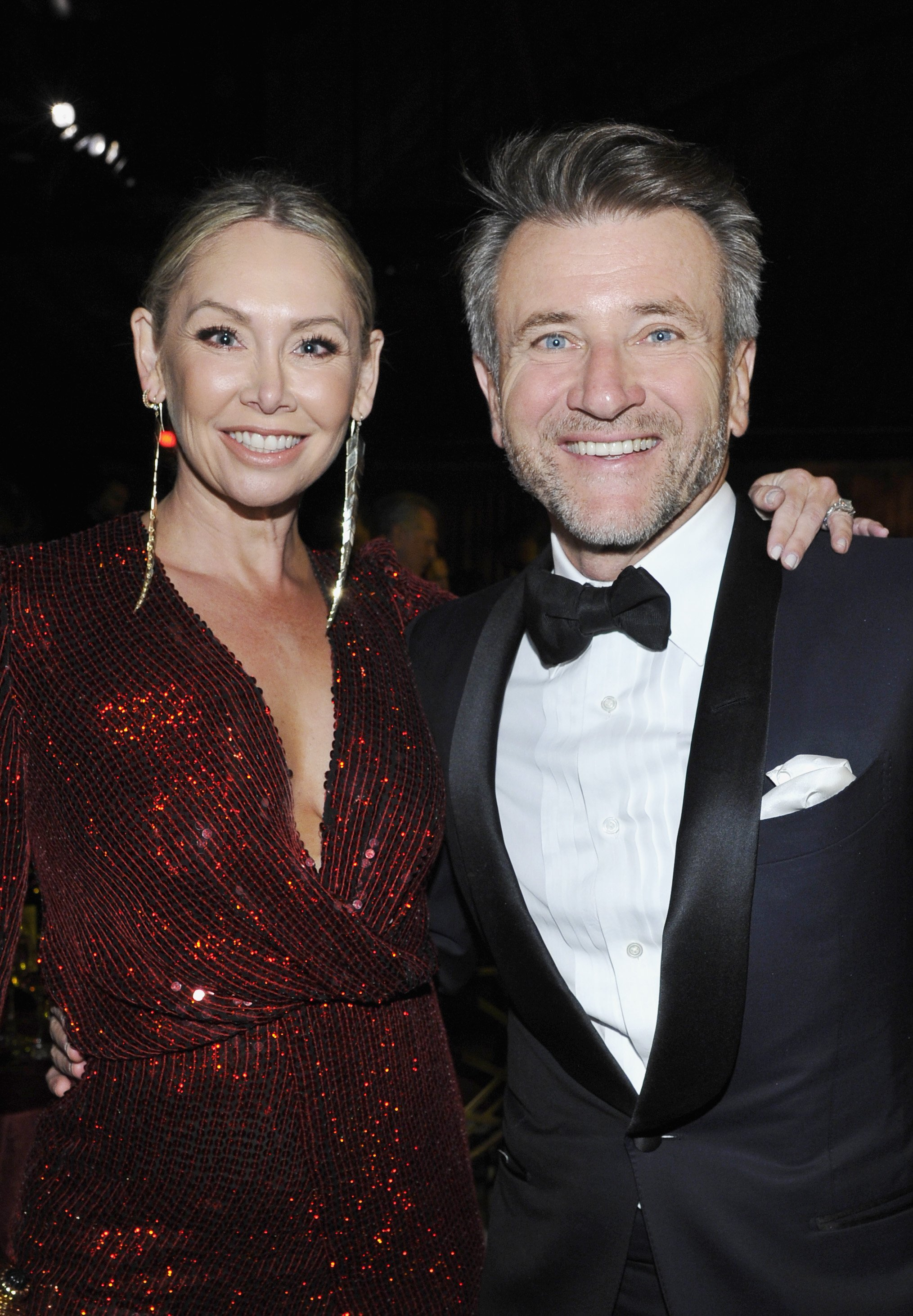 Kym Herjavec and Robert Herjavec attend the G'Day USA Gala in Culver City, California on January 26, 2019 | Photo: Getty Images