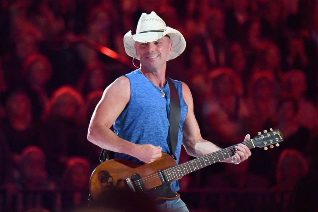 Kenny Chesney, MGM Grand Garden Arena, 15. April 2018, Las Vegas, Nevada | Quelle: Getty Images