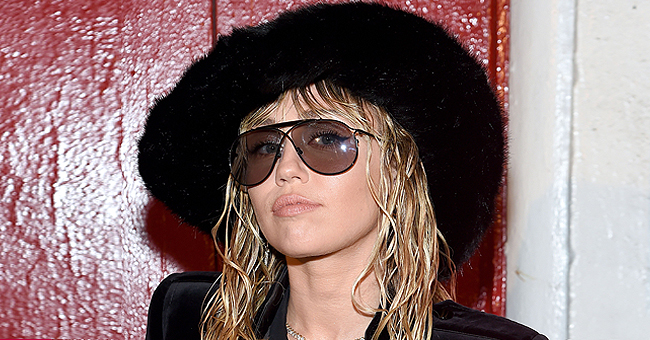 Kaitlynn Carter 'Drools' over Photo of Miley Cyrus' Revealing NYFW Look after Liam Hemsworth Split