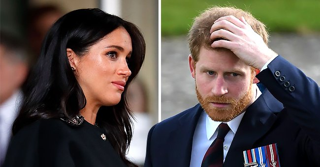 Prince Harry Reportedly Returns to California Mansion After News of Meghan Markle's Uncle's Passing