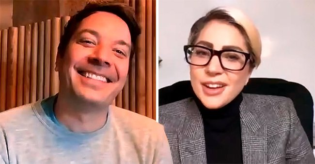 Lady Gaga Feels Sorry for Awkward Video Call with Jimmy Fallon & Says They Weren't Ready