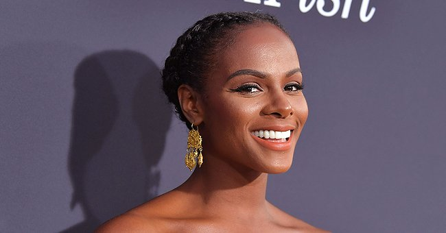 See Fan Reactions to 'Mixed-Ish' Star Tika Sumpter's New Glowing Makeup Selfie
