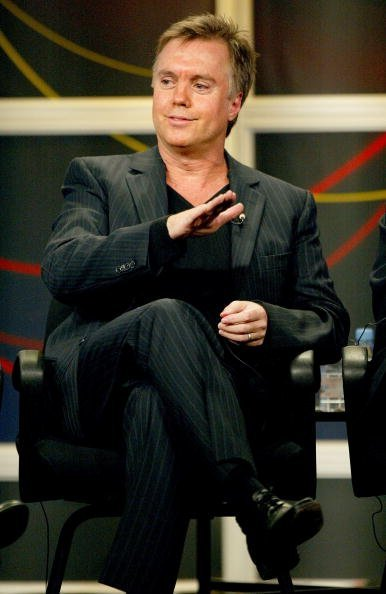 "Show Creator/Executive Producer Shaun Cassidy attends the panel discussion for ""Invasion"" during the ABC 2005 Television Critics Association Summer Press Tour at the Beverly Hilton Hotel on July 27, 2005, in Beverly Hills, California. 