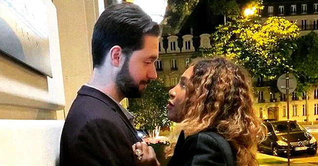 Serena Williams Found Husband Alexis' Persistence Hot When They First Met