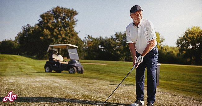 Another ten years went by, and the older men continued playing golf   Photo: Shutterstock