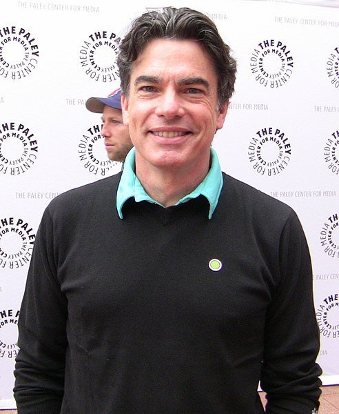 Peter Gallagher at Paley Center's 6th annual celebrity golf classic. | Source: Wikimedia Commons