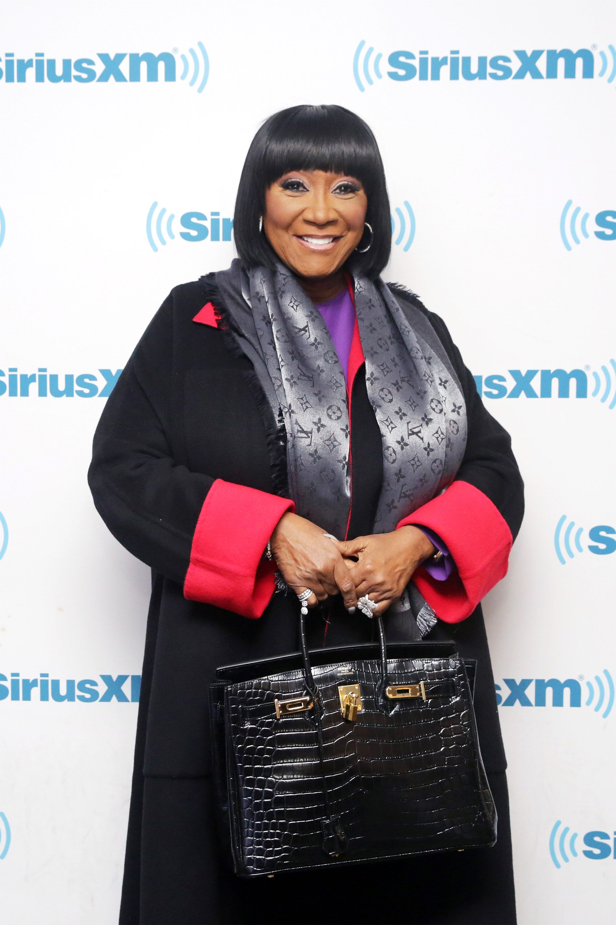 Patti LaBelle at a SiriusXM red carpet event | Source: Getty Images/GlobalImagesUkraine