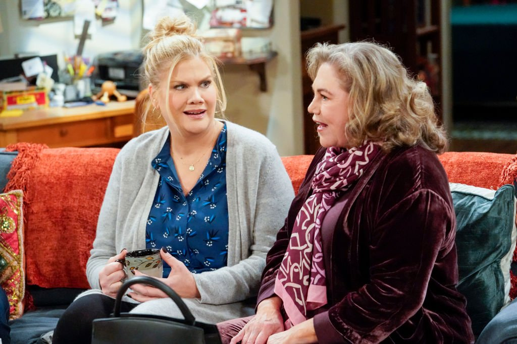Kristen Johnston stars as Tammy on the CBS series MOM, airing Thursday evenings on the CBS Television Network | Photo: Getty Images