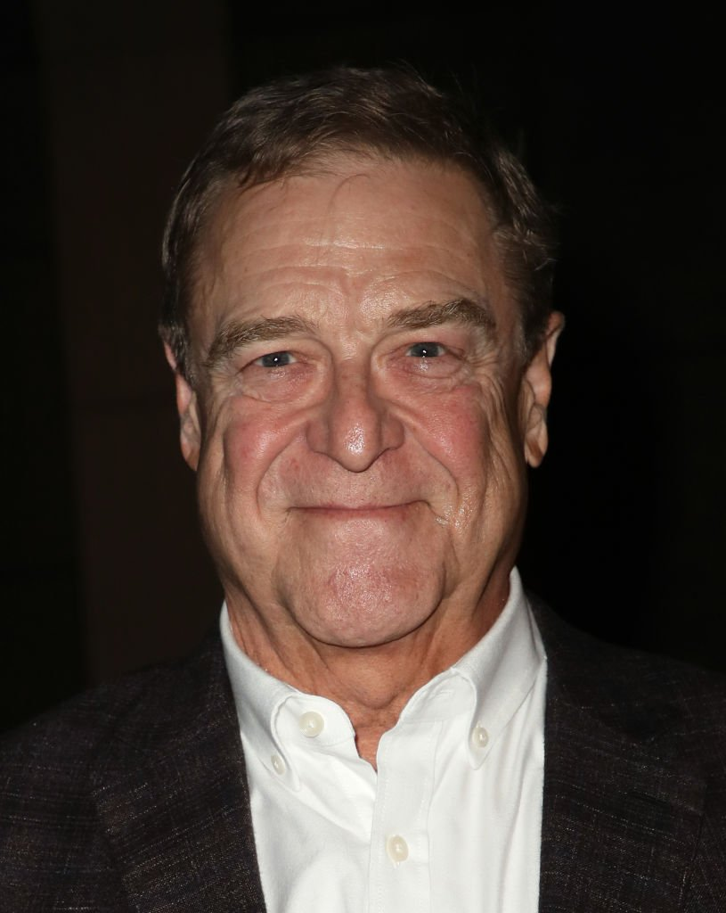 "John Goodman attends the Center Theatre Group's ""A Play Is a Poem"" opening night performance at Mark Taper Forum. 