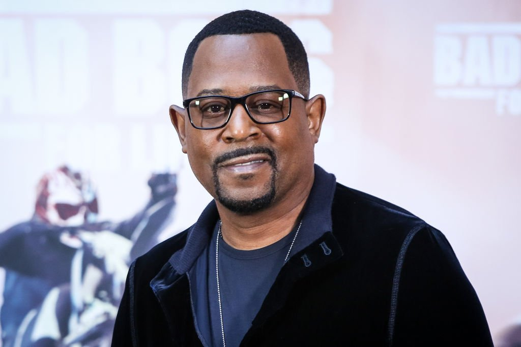 """Comedy actor Martin Lawrence attends the January 2020 """"Bad Boy for Life"""" photocall in Madrid, Spain. 