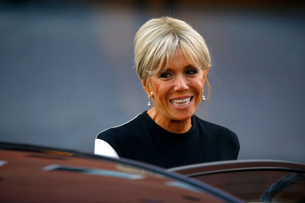 Source : Brigitte Macron | Photo : Getty Images