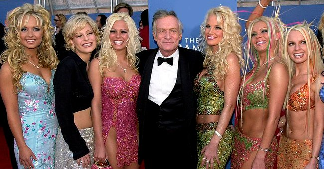 Hugh Hefner's Many Lady Loves: All of the 'Playboy' Founder's Wives & Girlfriends through Years
