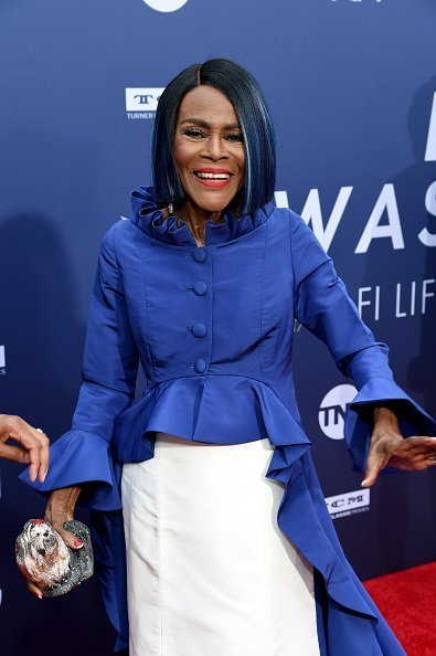 Cicely Tyson attends the 47th AFI Life Achievement Award at Dolby Theatre, California.| Photo: Getty Images.