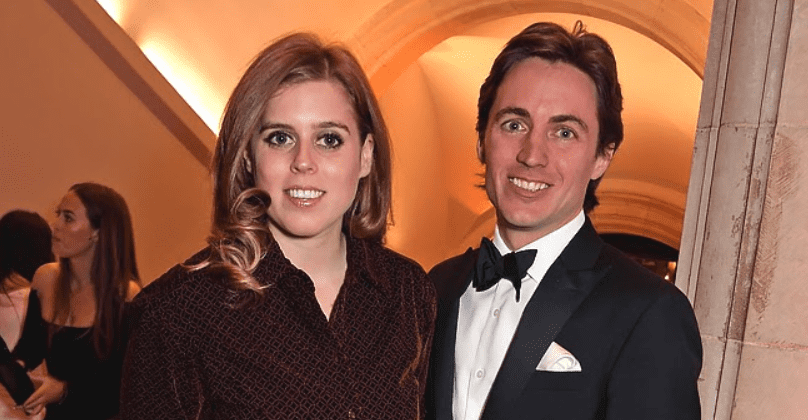 People: Princess Beatrice's Fiancé Edoardo Mapelli Mozzi's Young Son Christopher Will Be at Their Wedding