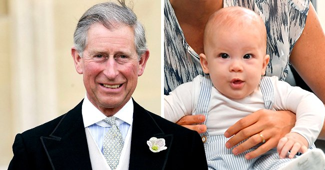 Twitter Users Slam Prince Charles for Cutting Meghan Markle Out of Archie's Birthday Post