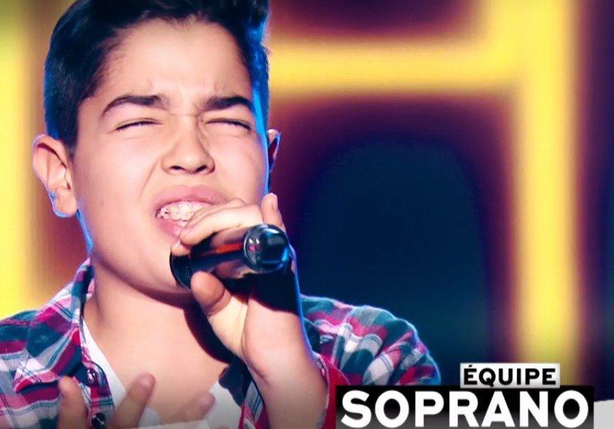 Enzo qui a rejoint l'équipe de Soprano. l Source : TF1 Replay