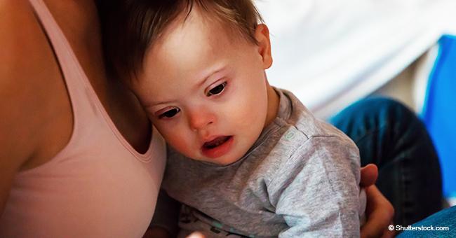 Le père laisse son fils trisomique aux soins d'une nounou pendant un an et refuse de le reprendre